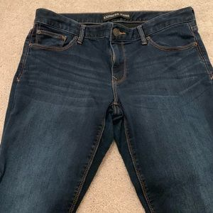 Express Jeans - Size 12 Express SuperSoft SuperSkinny Low-rise